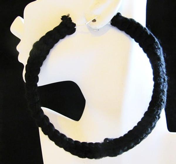 Hoop Earrings-12823