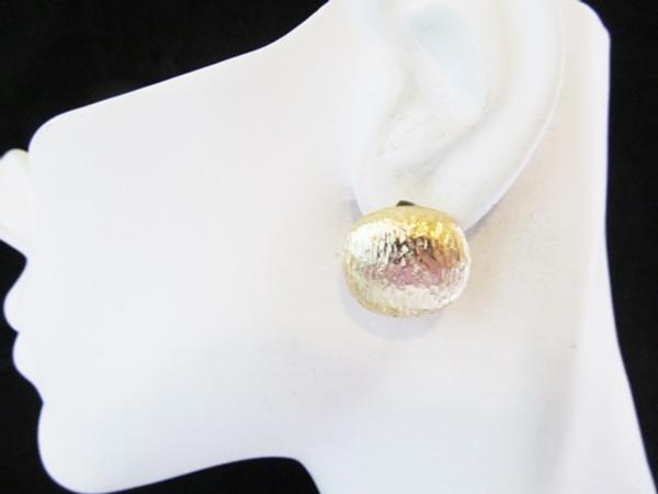 Stud Earrings-11891