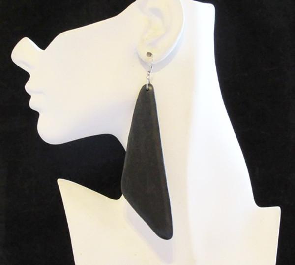 Wood Earrings-14947