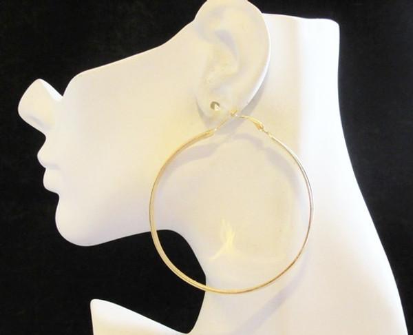 Hoop Earrings-11952