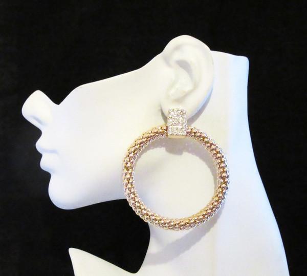 Stud Earrings-11980