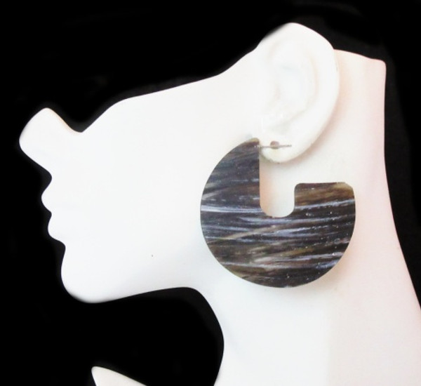 Hoop Earrings-11037