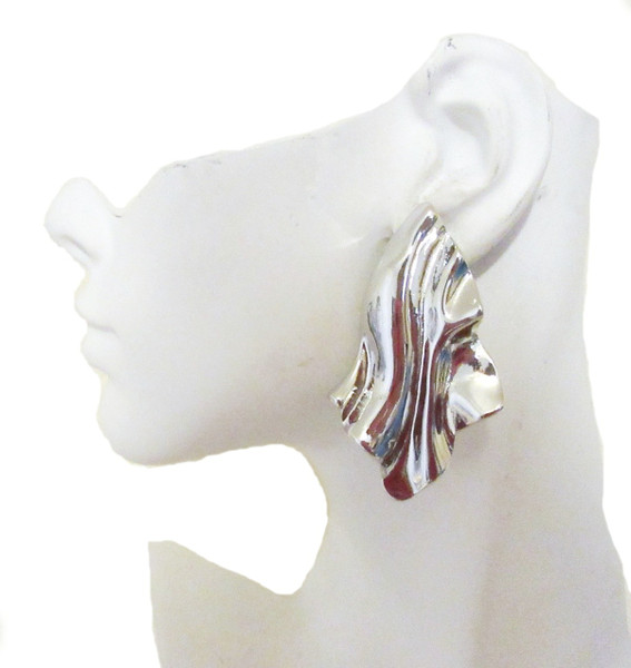 Clip Earrings-22049