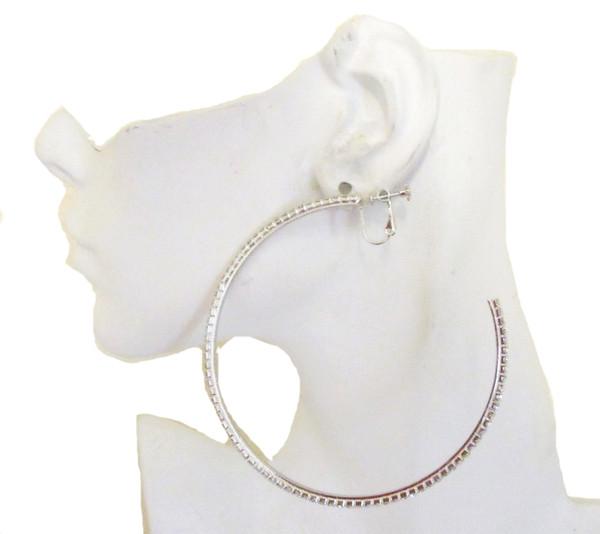 Clip Earrings-22050