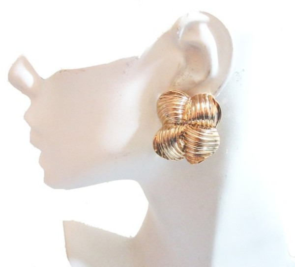 Clip Earrings-21058