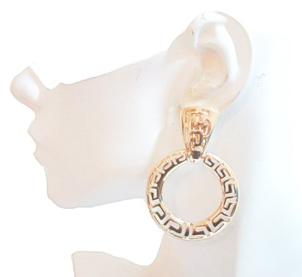 Clip Earrings-21060
