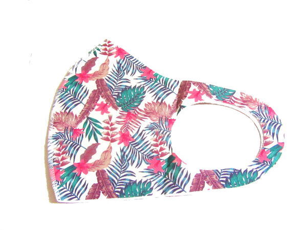 Printed  Reusable Face Mask Washable Protection Fabric Face Covers