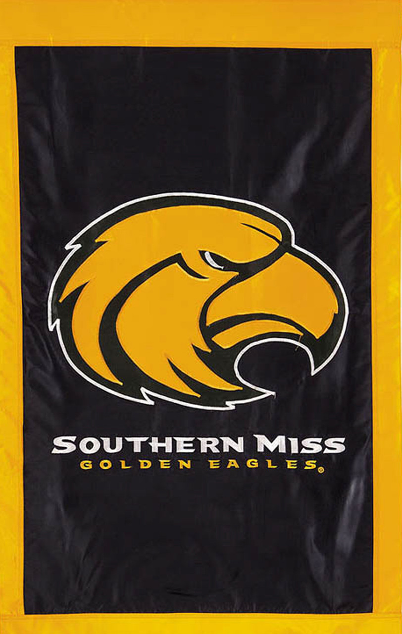 Southern Mississippi Golden Eagles Magnetic Mailbox Cover