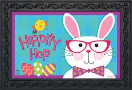 Hippity Hop Bunny Doormat