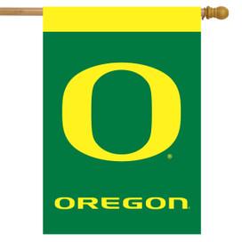 Oregon Ducks NCAA Licensed House Flag