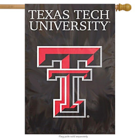 Texas Tech University Applique Banner
