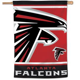 Atlanta Falcons Vertical NFL Flag