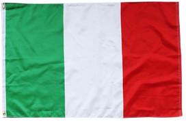 Italy Grommet Flag