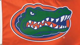 University of Florida Gators Deluxe NCAA Grommet Flag