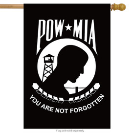 POW House Flag