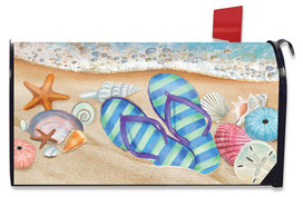 Day In The Sun Summer Large / Oversized Mailbox Cover