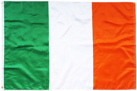 Ireland Grommet Flag Irish