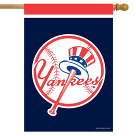 New York Yankees MLB Licensed House Flag