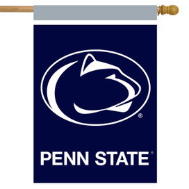 Penn State Nittany Lions NCAA Licensed House Flag