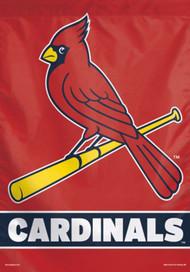 St. Louis Cardinals Vertical House Flag