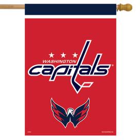 Washington Capitals NHL Licensed House Flag