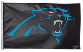 Carolina Panthers Grommet Flag