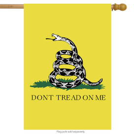 Don't Tread on Me House Flag