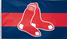 Boston Red Sox MLB Grommet Flag