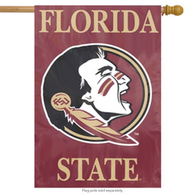 Florida State Applique Banner