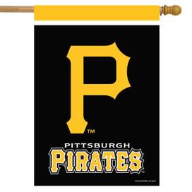 Pittsburgh Pirates MLB Licensed House Flag