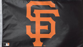 San Francisco Giants MLB Grommet Flag