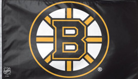 Boston Bruins NHL Grommet Flag