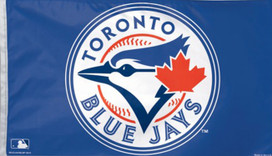 Toronto Blue Jays MLB Grommet Flag