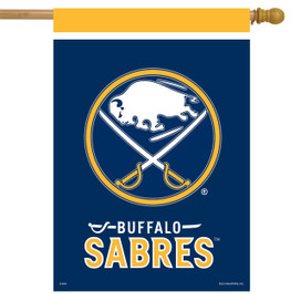 Buffalo Sabres NHL Licensed House Flag