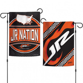 JR Nation 2-Sided Garden Flag