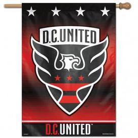 D.C. United MLS Vertical Flag