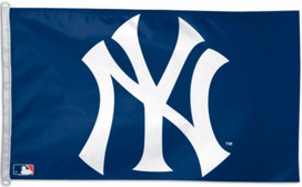 New York Yankees Deluxe Grommet Flag