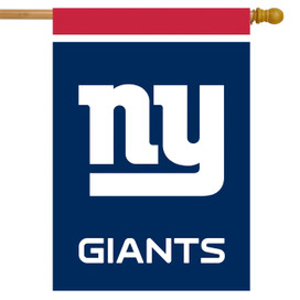 New York Giants NFL Licensed House Flag