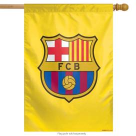 FCB Barcelona Soccer House Flag