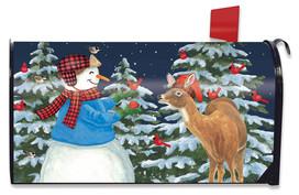 Season Of Giving Christmas Mailbox Cover