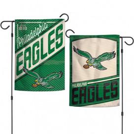 Philadelphia Eagles Retro Licensed NFL Garden Flag