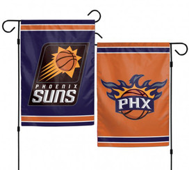 Phoenix Suns NBA 2 Sided Garden Flag