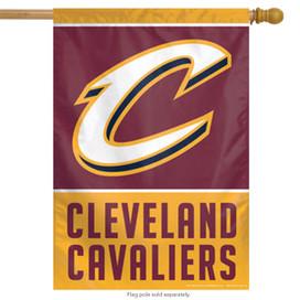 Cleveland Cavaliers Vertical NBA House Flag