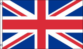 United Kingdom 3' x 5' Grommet Flag
