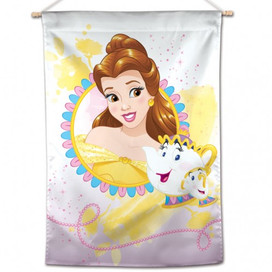 Belle with Teapot House Flag