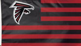 Atlanta Falcons NFL Deluxe Grommet Flag
