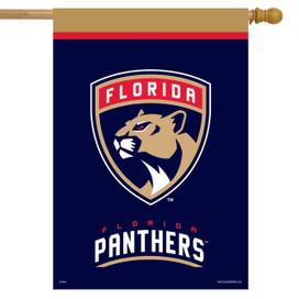 Florida Panthers NHL Licensed House Flag