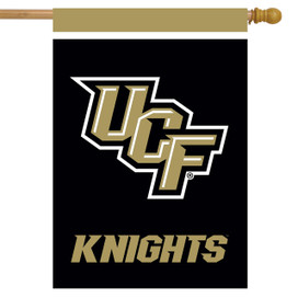 Central Florida Knights NCAA Licensed House Flag