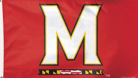 University of Maryland NCAA Terrapins Deluxe Grommet Flag
