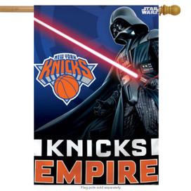 New York Knicks Star Wars Vertical NBA House Flag